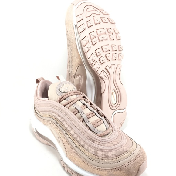 Nike Air Max 97 SE Particle Beige Metallic Women's